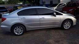 New Civic LXL 12/12 - 2012