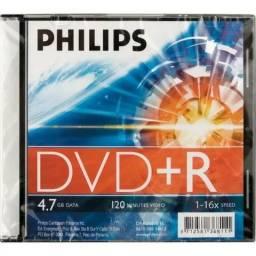 DVD+R Philips 4.7 gb 120 min 1-16x speed
