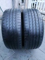 """Par de pneus Delinte DH2 aro 15"""" - 185/45/15 - perfil baixo 185/45 R15 - excelente estado"""