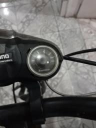 Bicicleta Caloi Hot wheels 7 Marchas Aro 18 Freio V-Brake Linha 2015
