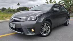 Toyota Corolla XEI 2017 Único dono - 2017