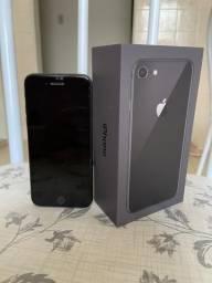 Vendo IPhone 8 - 64GB - Cinza Espacial