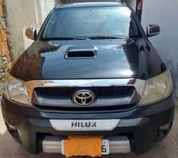 Hilux 06/06 3.0 4x4 D4D SRV automática (troco em sedan) - 2006