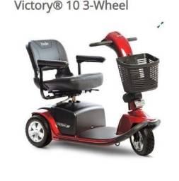 Triciclo elétrico da marca Prime, modelo Victory 10