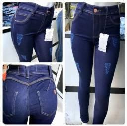 Calça Feminina Jeans. Vários Modelos. Todos os Tamanhos. Atacado de Fabrica