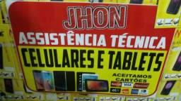 JHON Assistência Técnica CELULARES e TABLETS!