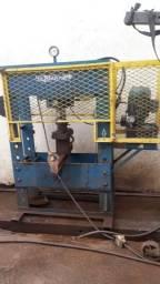 Prensa Hidráulica 100T Elétrica