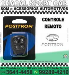 Título do anúncio: Controle Remoto (para alarme Pósitron) produtos novos e com nota fiscal