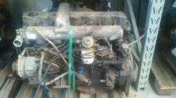 Motor Silverado Parcial (Bloco Montado+Cabeçote / Sem Acessórios) *Foto Ilustrativa