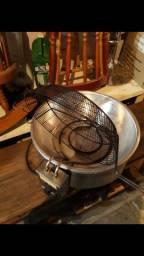 Fritadeira elétrica 8 litros