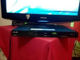 Dvd - Philips modelo DVP 3980k