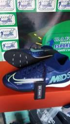 Chuteira futsal Nike original zero 39 e 40
