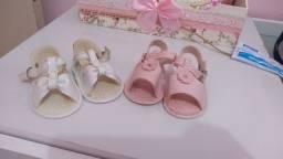 Sandálias da pimpolho
