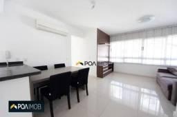 Apartamento com 2 dormitórios para alugar, 80 m² por R$ 2.600,00/mês - Petrópolis - Porto