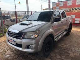 HILUX 2013/2013 3.0 STD 4X4 CD 16V TURBO INTERCOOLER DIESEL 4P MANUAL