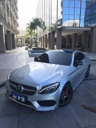Mercedes C250 Sport Coupe 2017 Blindada!!!