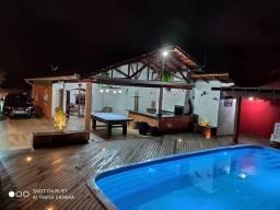 Alugo casa em Itapoá com PISCINA