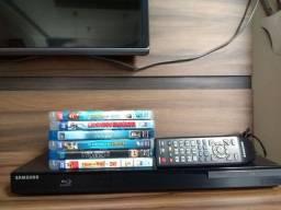 Aparelho Blu-ray Samsung