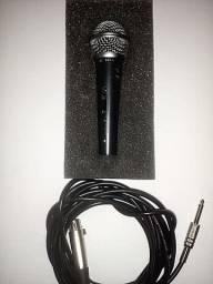 Microfone De Mão - Tsi 58ws Com Fio