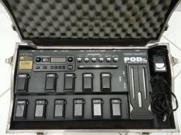 Pedaleira Line 6 Pod Xt Live -Semi Nova c/ case comprar usado  Vitória