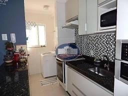 Apartamento com 2 dormitórios à venda, 55 m² por R$ 170.000,00 - Conjunto Habitacional Dou