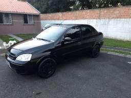 Corsa sedan 1.8 aceito trocas - 2007