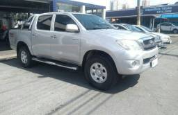 Compro Hilux diesel manual conservada