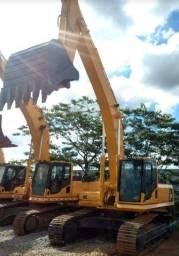 Escavadeira Komatsu Pc350 - 2014