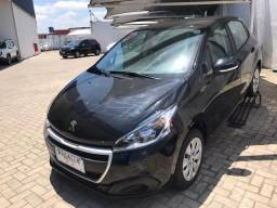 Peugeot 208 Active 1.2 12v Flex 2019 só 12.000km Negociação Julio Cezar