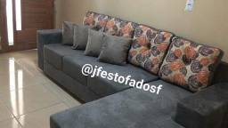 Sofá chaise
