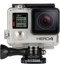 Filmadora Digital GoPro Hero4 Silver