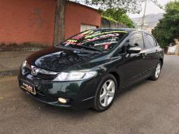 New Civic Lxl 2010 Automatico Completo