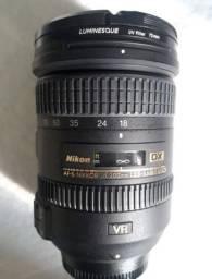 Lente Nikon 18 200 mm