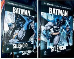 Título do anúncio: Batman silêncio partes 1 e 2