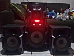 Aparelho de som (SONY)