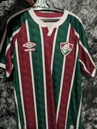 Camisa Umbro Fluminense 2020 - ORIGINAL