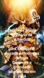 Escola de Magia Grimório de Atlântida ?? Curso de Magia Online