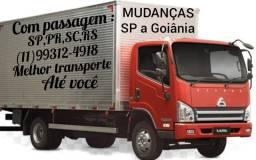 Mudanças promoção de SP a Goiânia e GO a SP,MG,PR,SC,nordeste