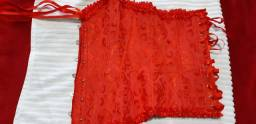 Coraelet vermelho Carmem