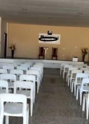 Alugo salão para igreja