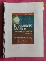 Resumo anatomia + dicionário médico