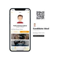 Aplicativo para Candidatos
