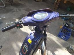 Bicicleta elétrica  marca Benling