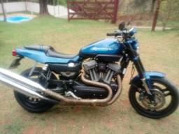Harley davidson sportster XR 1200 injeção 2021 pago.
