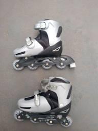 Vendo roller com toda proteção 35/36