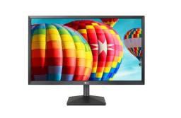 Título do anúncio: Monitor 23,8 LG Full HD 75hz Hdmi Freesync Novo Garantia