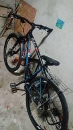 Bicicleta aro 29 só pegar e andar