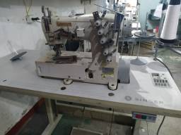 Máquina de Costura Galoneira SINGER industrial