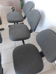 Vendo cadeiras pra sala de esperar