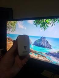 Vendo Repetidor de sinal WIFI (2.4Ghz e 5.0Ghz)
